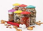 Вакуумные крышки для консервации и долгого хранения продуктов ВАКС | Набор для вакуумного консервирования 9 шт, фото 7