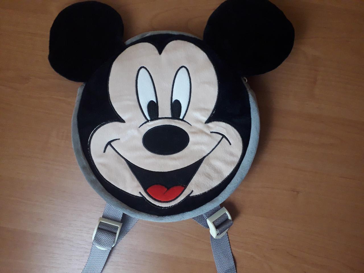 Дитячий рюкзак для дитячого садка Міккі Маус 28см