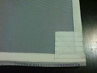 Сетка для сушки PES 1000/44 толщина 1мм, обшитая с раземным швом. Для конвейерных сушек, температура до 120 С.