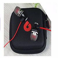 Проводные наушники для iPhone, Samsung, Htc Bidenuo G680 кабель 1,2 м, вакуумные наушники