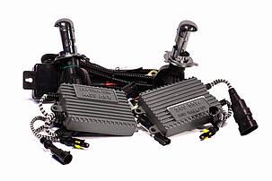 Комплект биксенона КВАНТ H4 6000К 24v с блоками AC, фото 2