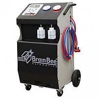 Автоматическая установка по заправке кондиционеров с принтером BRAIN BEE 6000 PLUS(Италия)