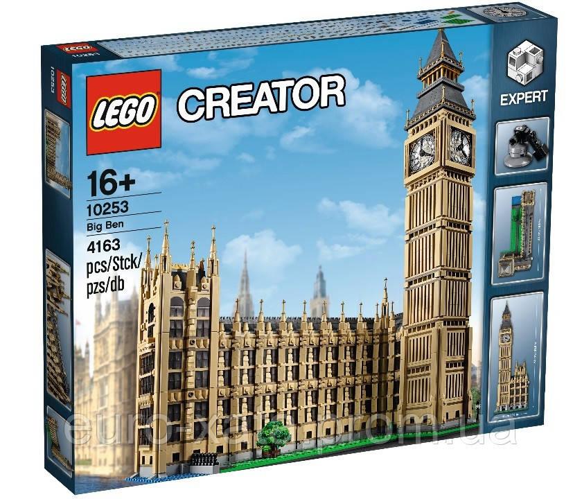 Купить Конструктор Lego Big Ben, Лего Биг Бен 10253