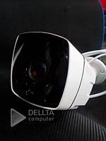 Гібридна відеокамера Fosvision FS-618N-402688 білий, 4.0 MP, метал, дротова, відеоспостереження Fosvision,