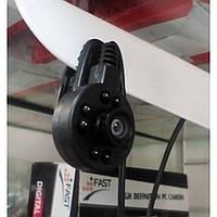 Міні камера Fosvision FS-801N-13 чорний пластик, 1080/2mp, AHD камера відеоспостереження пластикова, камера
