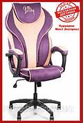 Кресло для врача barsky sportdrive blackberry/peach fibre arm_pad tilt pa_desinge bsd-08