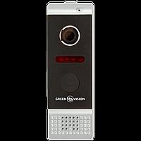 Виклична панель GreenVision чорна GV-003-AHD для захисту будинку, 720P, виклична панель, панель відеонагляду