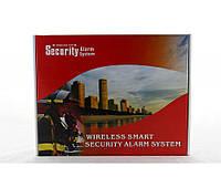 GSM сигналізація для будинку JYX G200, GSM сигналізація з датчиком руху, комплект сигналізації