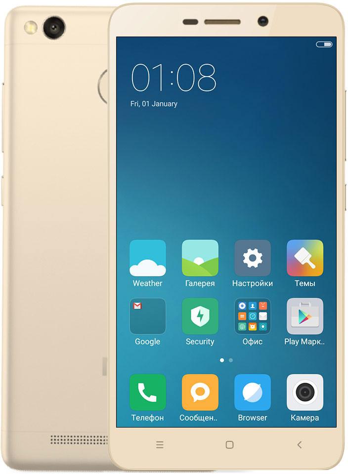 Xiaomi Redmi 3S 2/16GB Gold Grade D