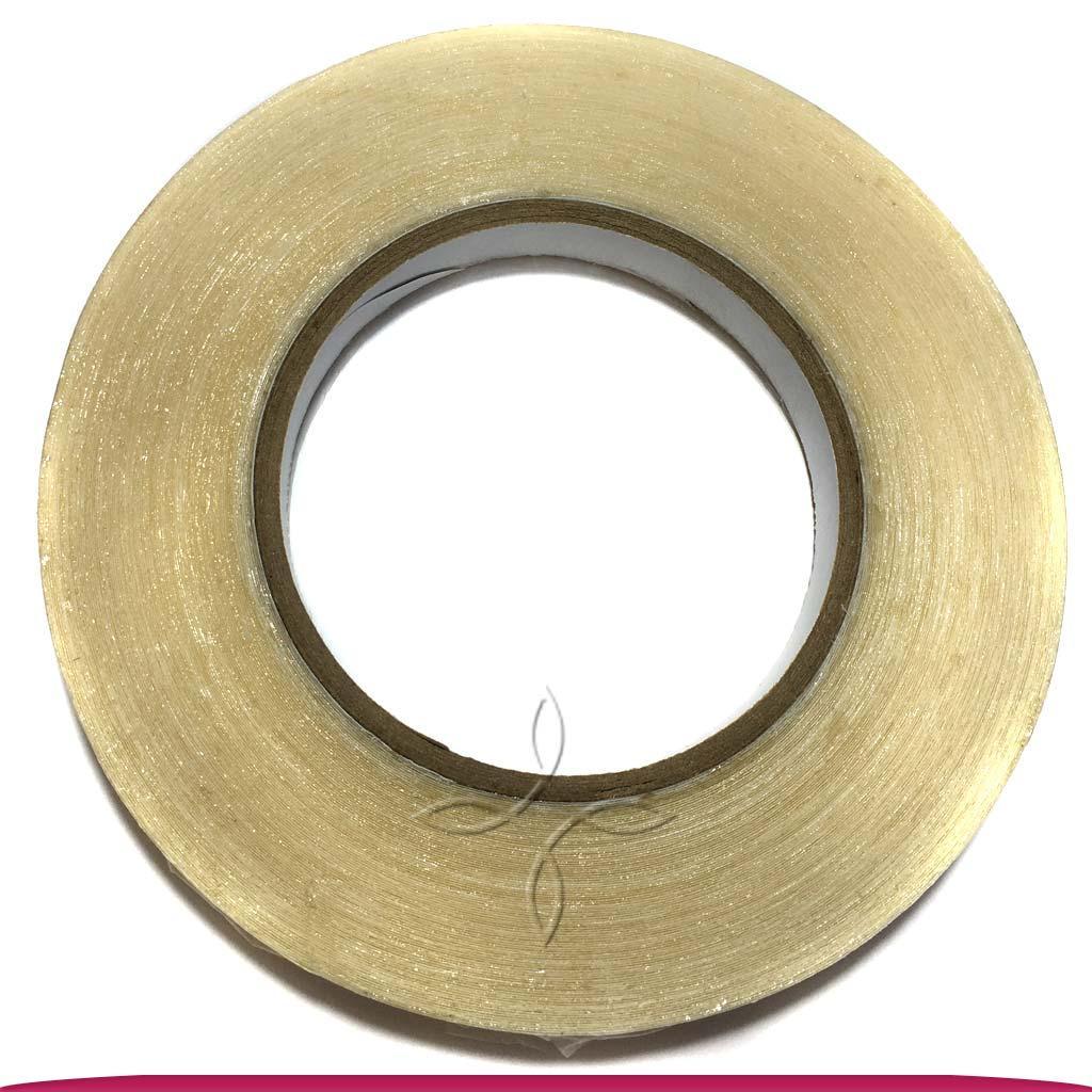 Лента для Наращивания Волос Двухсторонняя Белая Super Hair Tape 34 м