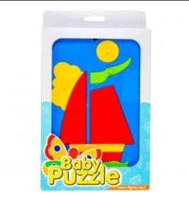 """Игрушка развивающая Wader Baby Puzzles """"Парус"""""""