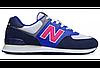 Оригінальні чоловічі кросівки NEW BALANCE 574 (ML574MC2)