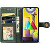 Кожаный чехол книжка GETMAN Gallant (PU) для Samsung Galaxy M31, фото 2