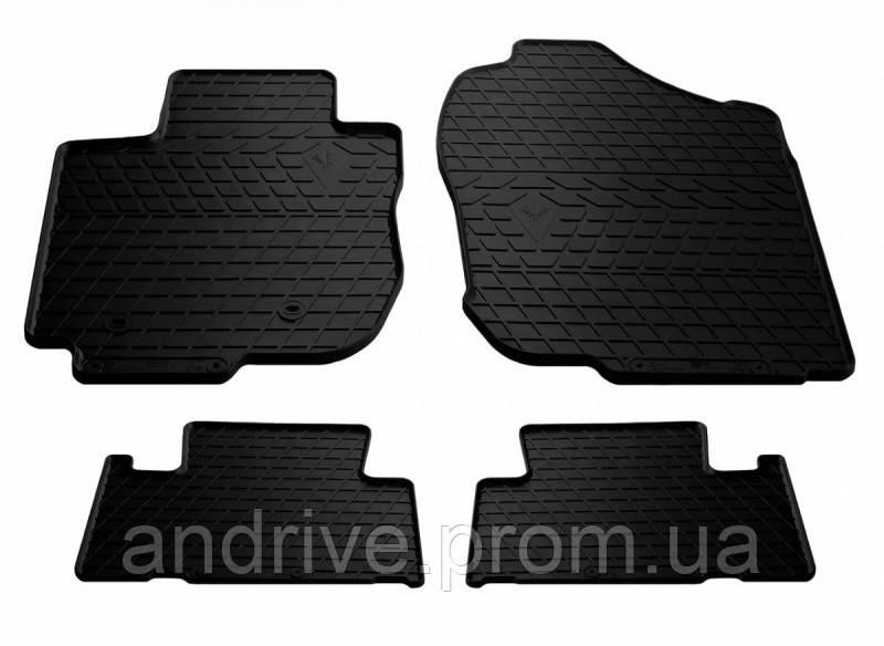 Резиновые коврики в салон Toyota RAV4 III (2005-2012) Stingray