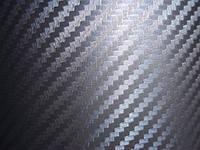 Черная карбоновая пленка 3D. (1.27м.)