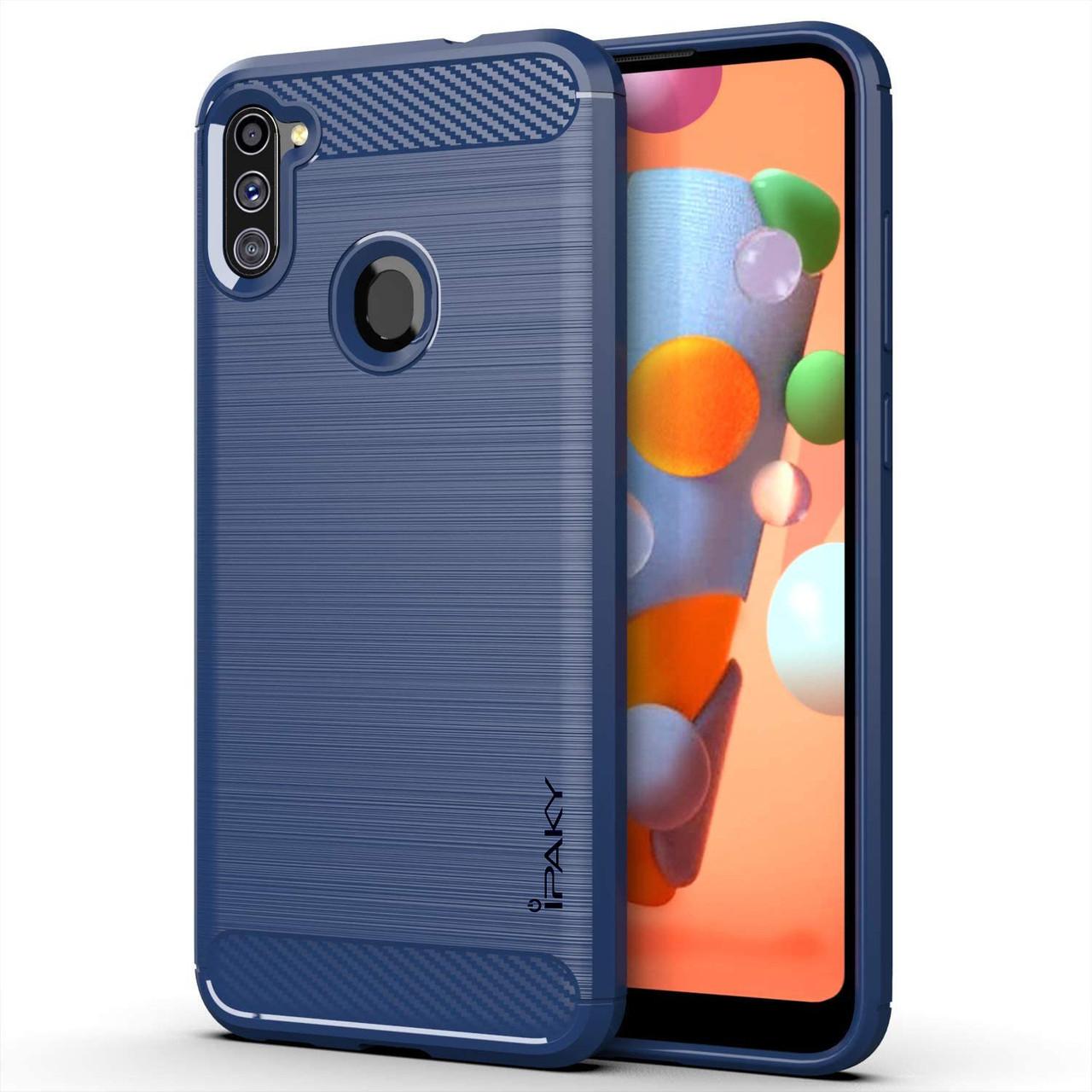 TPU чехол iPaky Slim Series для Samsung Galaxy A11