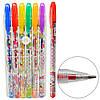 """Набір гелевий різнокольорових ручок """"ColorGel"""" в упаковці 6 кольорів, ручки, гелеві ручки, набори"""