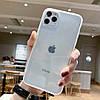 """Прозрачный силиконовый чехол с матовой окантовкой для Apple iPhone 11 Pro Max (6.5""""), фото 4"""