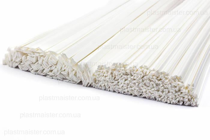 РРЕ+РА - 50 грамм - пластмассовые прутки для ремонта пластика - фото 4
