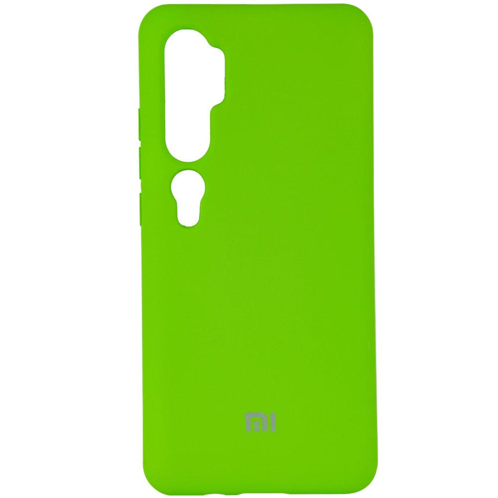 Чехол Silicone Cover Full Protective (A) для Xiaomi Mi Note 10 / Note 10 Pro / MI CC9 Pro