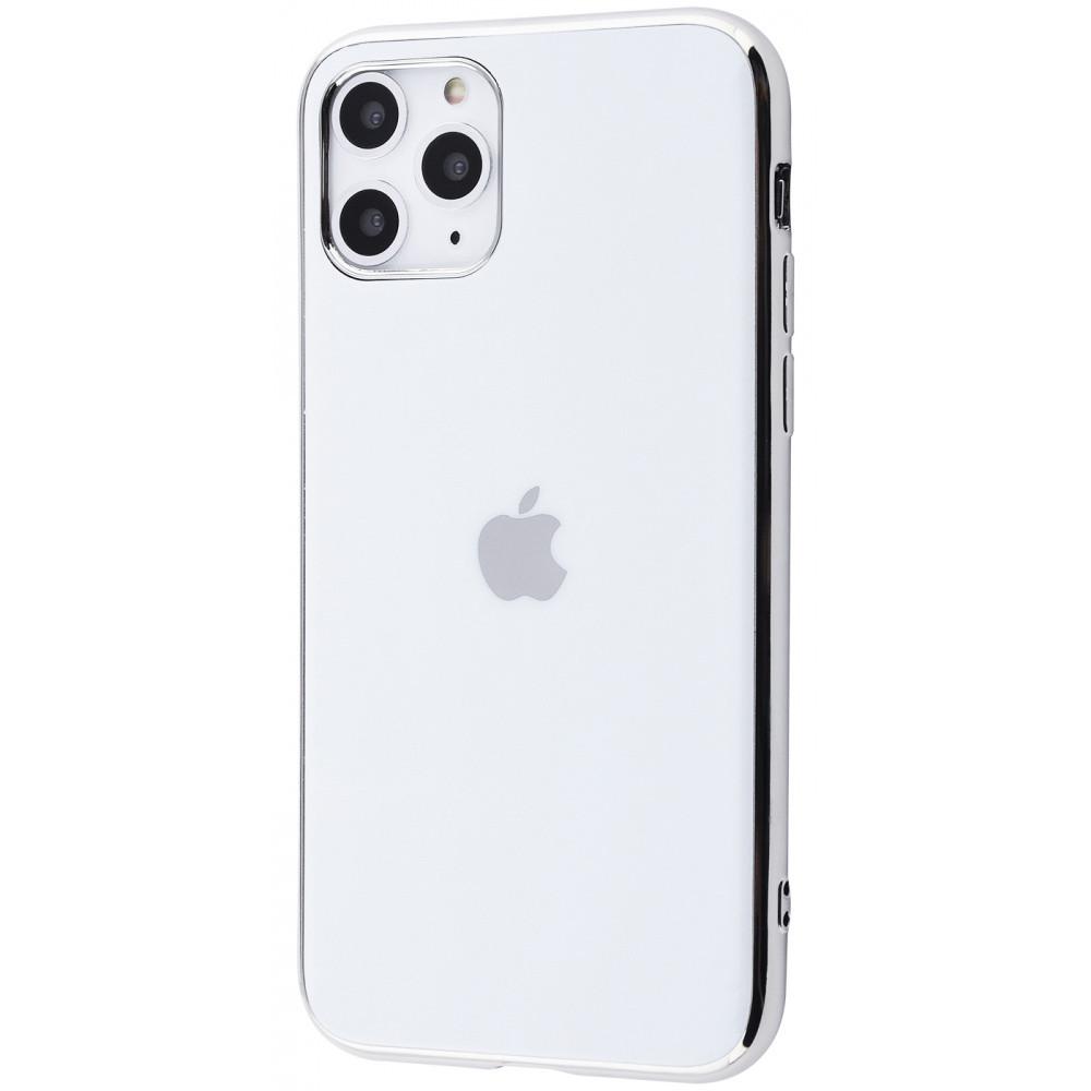 "TPU чехол Matte LOGO для Apple iPhone 11 Pro Max (6.5"")"