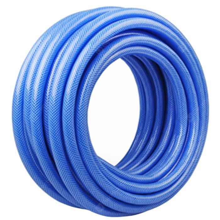 Армированный шланг Forte Радуга BLUE 3/4 50м