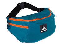 Женская поясная сумка ONEPOLAR (ВАНПОЛАР) W5271-biruza
