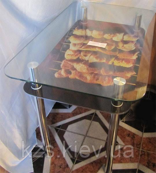 Стол кухонный с фотопечатью