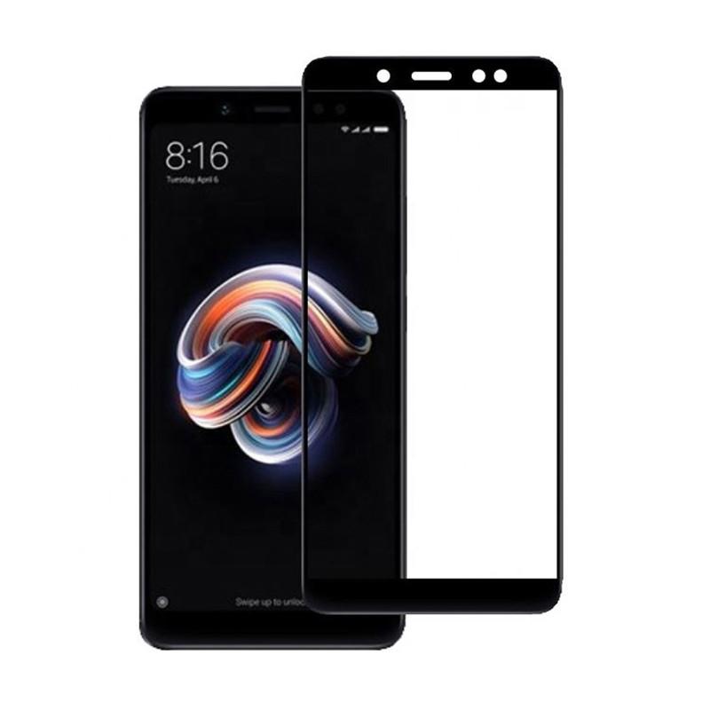Защитное стекло XD+ (full glue) (тех.пак) для Xiaomi Redmi Note 5 Pro / Note 5 (AI Dual Camera)