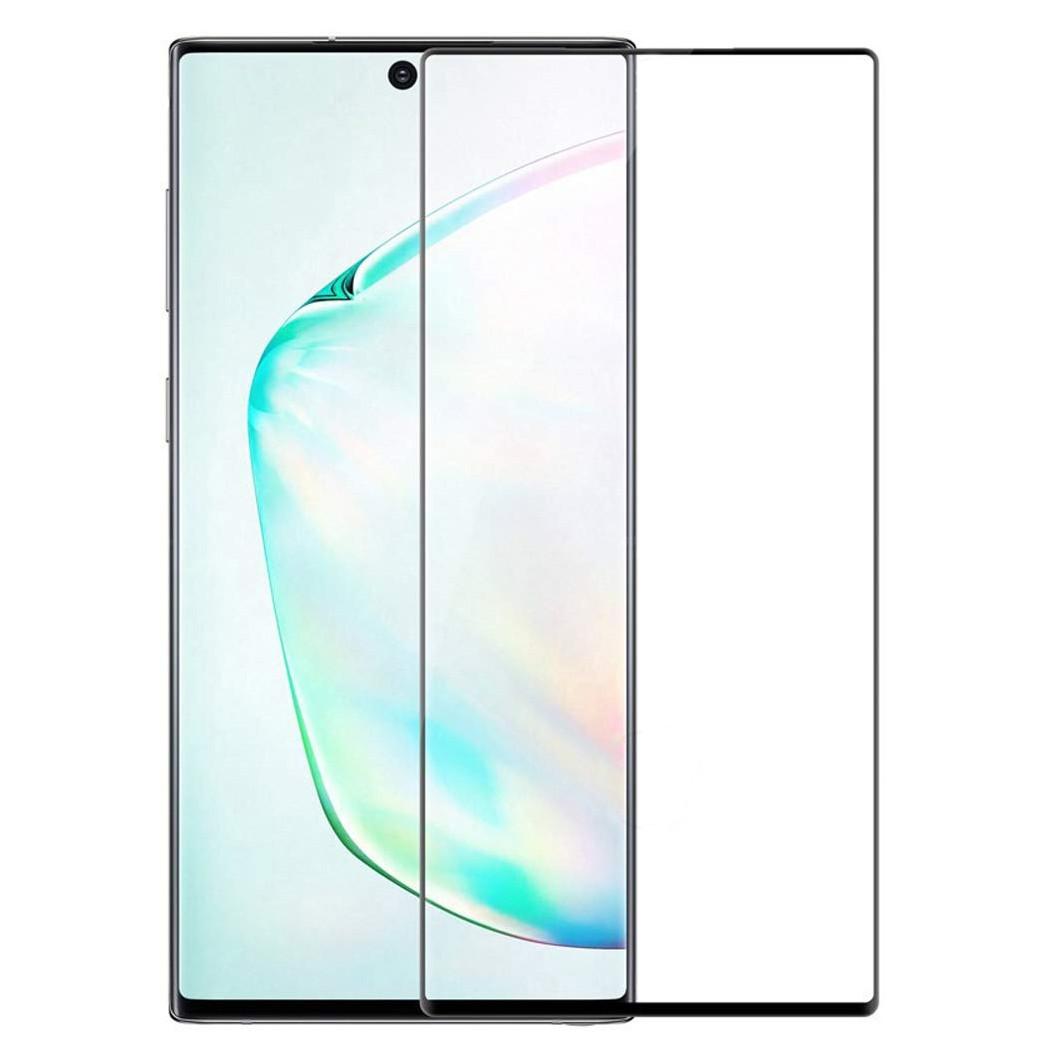 Полимерная пленка Polymer Nano (full glue) (тех. пак) для Samsung Galaxy Note 10 Plus
