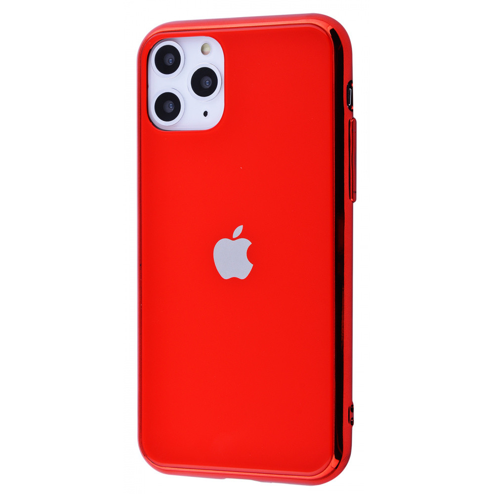 "TPU+Glass чехол Glamor для Apple iPhone 11 Pro (5.8"")"