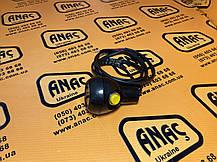128/G6887, 128/13522 Ручка важеля управління чорна на JCB 3CX, 4CX, фото 3