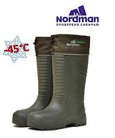 Сапоги Nordman Classic  (ПЕ-15 УММ) с многослойным вкладышем до -45 ºС