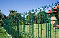 Сетка секционная с полимерным покрытием Заграда Эко 3х4 мм. 1500мм., фото 1