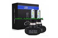 Светодиодная автолампа LED S1 H7, автомобильная лампа, лампа для автомобиля