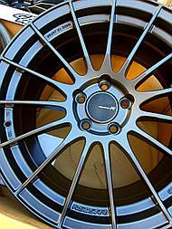 Японская ковка R18 диски Enkei RS05RR Audi RS3 / TTRS / Mercedes