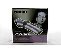 Машинка для стрижки волос NIKAI NK 609, машинка для волос, стрижка
