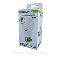 Светодиодная лампа Galaxy E27 12w, 4100k, лампочка светодиодная, лампа на 12w