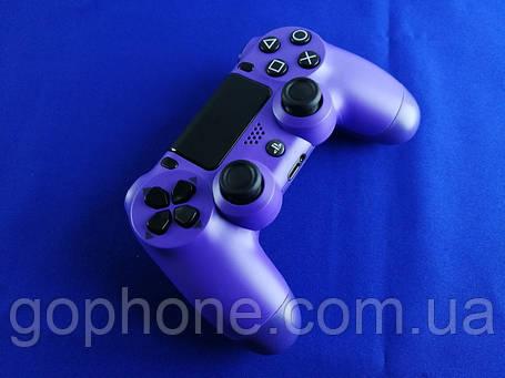 Беспроводной геймпад DoubleShock 4 (Фиолетовый), фото 2