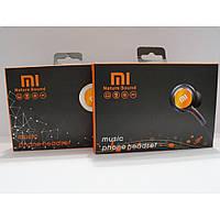 Наушники проводные вакуумные Xiaomi HS83 шнур 110см, проводные наушники вакуумные, наушники затычки проводные