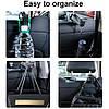 Автодержатель Baseus Backseat Vehicle Phone Hook, + крюк-вешалка, фото 4