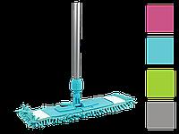Швабра плоская с насадкой ЕК006 MOPEX