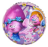 Фольгированный шар 18' Китай Тролли, 45 см