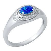 Серебряное кольцо DreamJewelry с опалом (1948279) 17.5 размер, фото 1