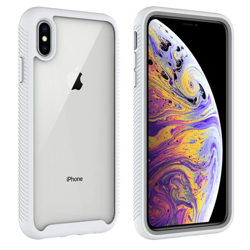 "Ударопрочный чехол Full-body Bumper Case для Apple iPhone X / XS (5.8"")"