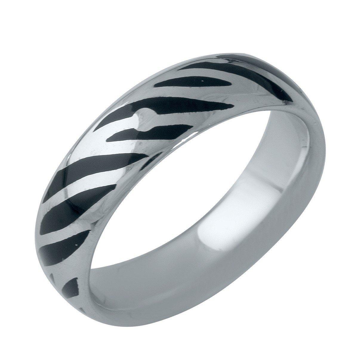 Серебряное кольцо DreamJewelry с емаллю (1985946) 16.5 размер
