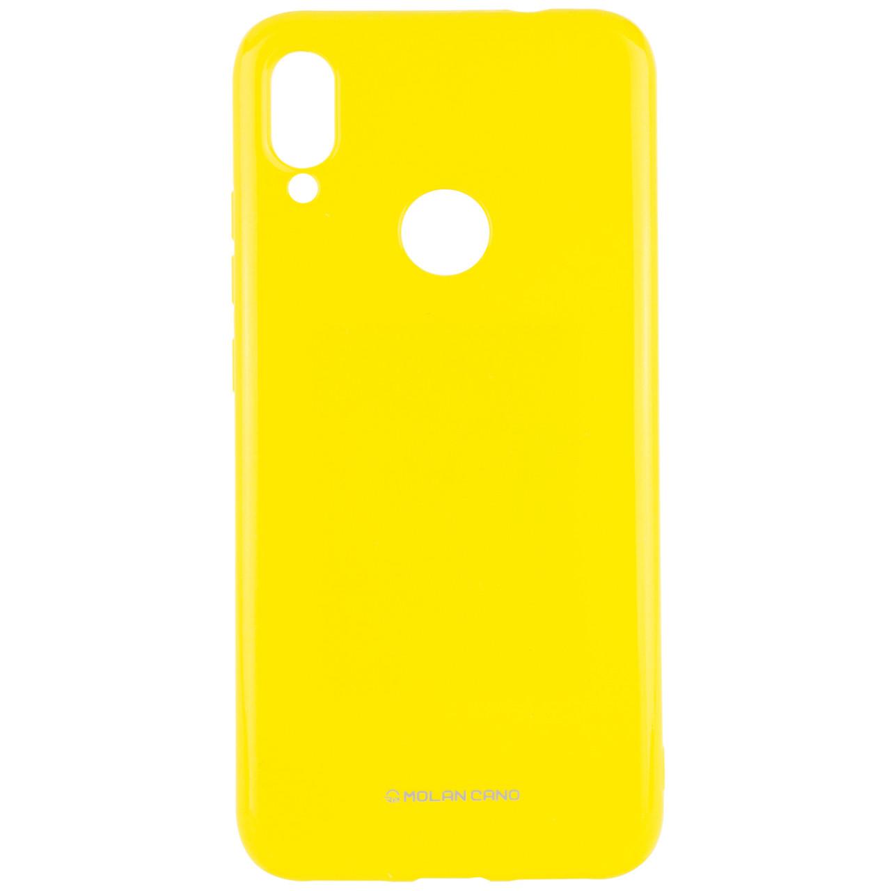 TPU чехол Molan Cano Glossy для Xiaomi Redmi 7