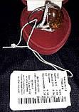 Серебрянное кольцо инкрустировано камнями с янтарем и золотыми пластинами, фото 3