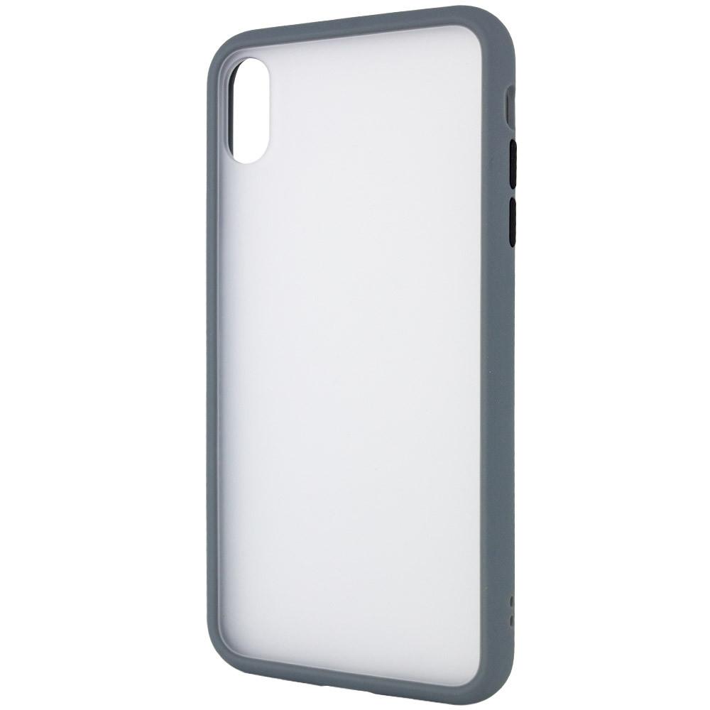 """TPU+PC чехол LikGus Maxshield для Apple iPhone X / XS (5.8"""")"""