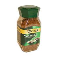 Кофе кристаллизованный Якобс Монарх в стеклянной банке 95г